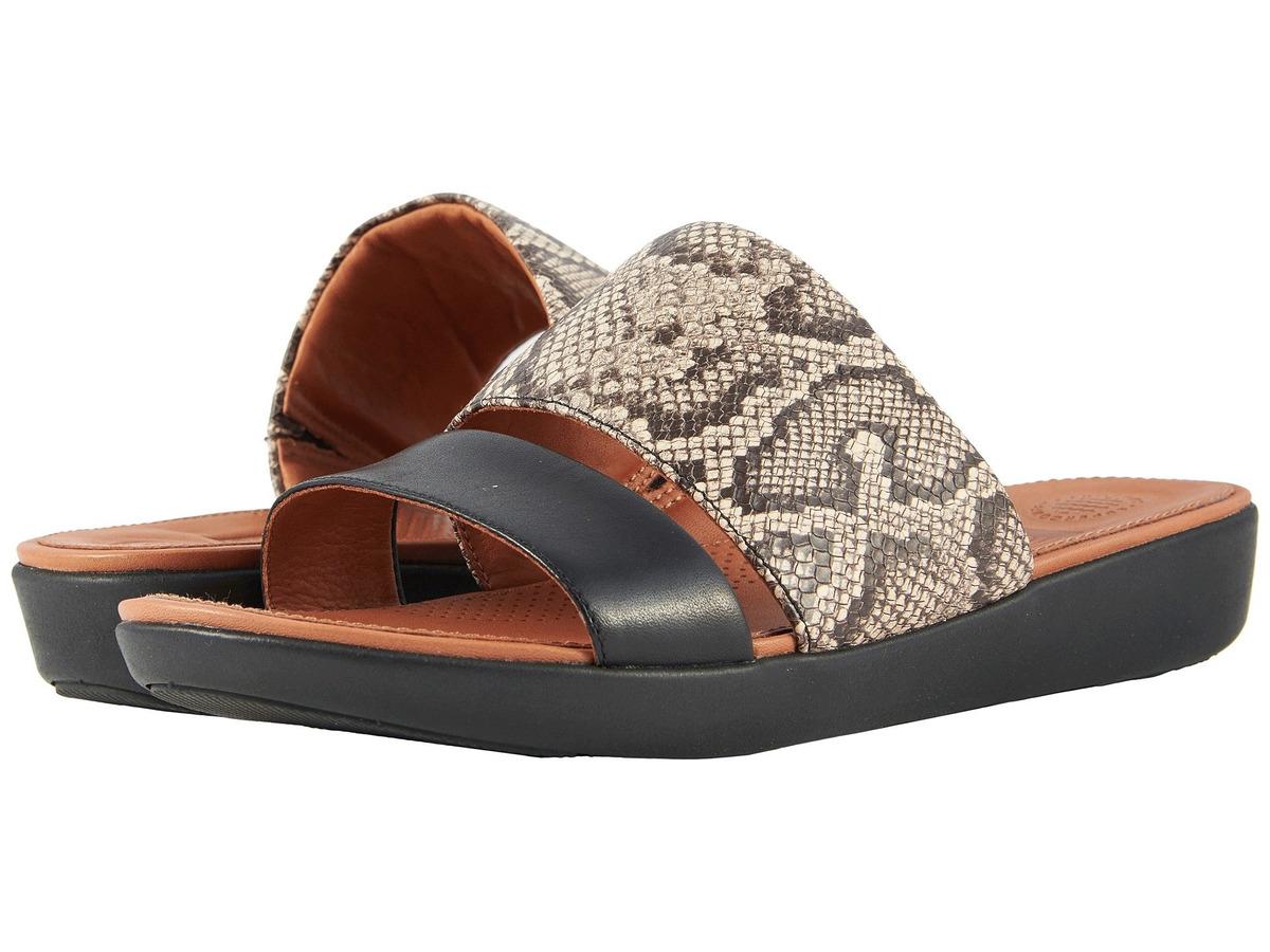 Mujer Sandalias Fitflop Delta Sandals Slide F1lcJK