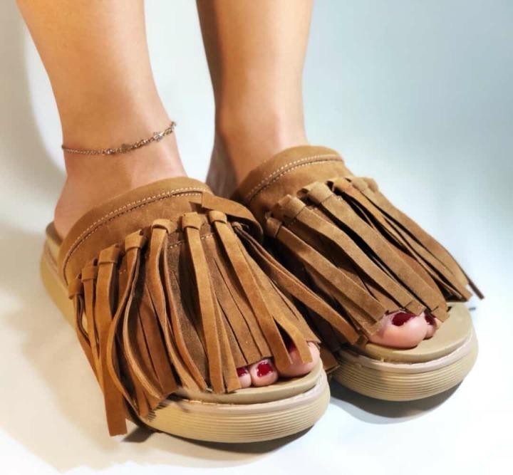 Gomon Verano Mujer Sandalias Flecos Moda Bajo 00 2018650 En J1tfklc rdCQhxBts
