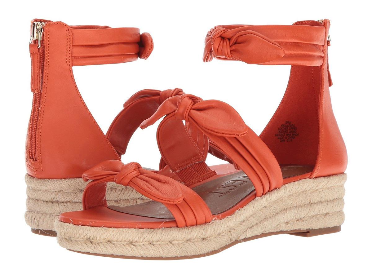 a3136e2baf8 Sandalias Mujer Nine West Allegro Espadrille Wedge Sandal