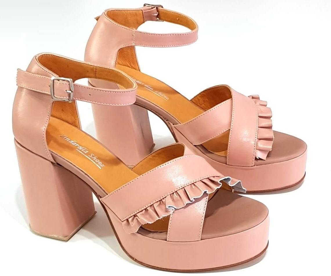 c8a9fca1501 sandalias mujer numero 41 42 43 44 zinderella shoes tacona v. Cargando zoom.
