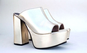 Sandalias De Nenas Zara Botas Y Botinetas De Mujer Dorado En
