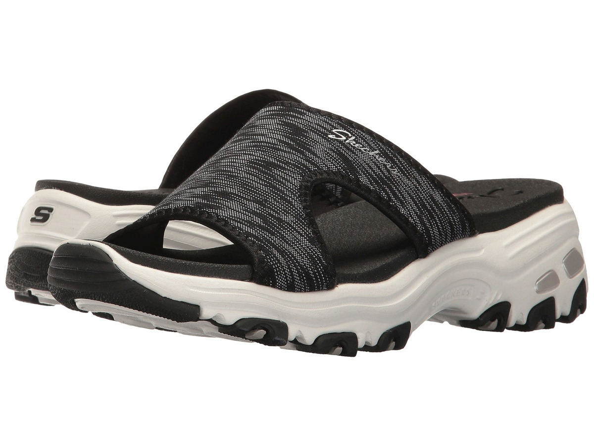 Sandalias Mujer Skechers D'lites Cool Footings