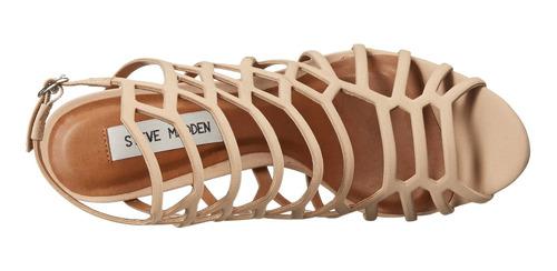 sandalias mujer steve madden slithur caged sandal