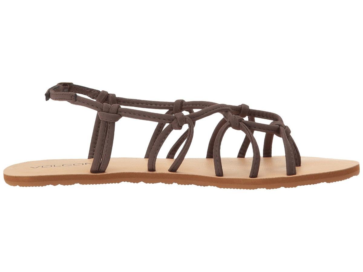 Se Sandalias Mujer Volcom 6034 Sandals Whateversclever L4j5A3R
