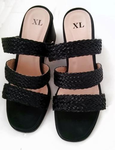 sandalias mujer xl extra large nuevas