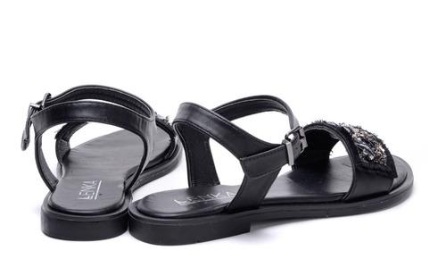 sandalias mujer zapatos chatitas ojotas moda verano heben