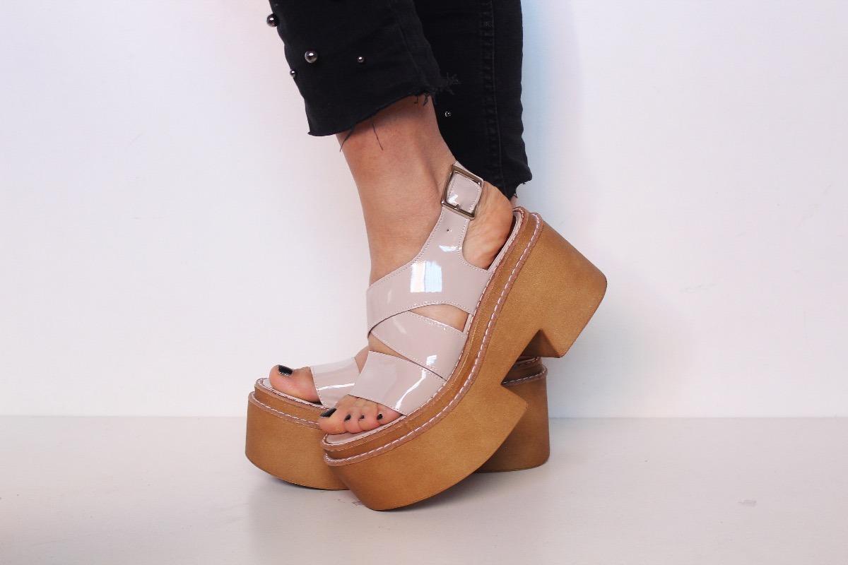4b646837715 sandalias mujer zapatos plataforma alta moda. Cargando zoom.