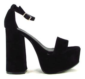 reloj 1b80f 59ca1 Sandalias Mujer Zapatos Plataforma Fiesta Moda 2019 Art 952