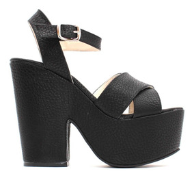 Mujer Zapatos Livianos Comodos Suecos Plataformas Sandalias PkuiOXZ
