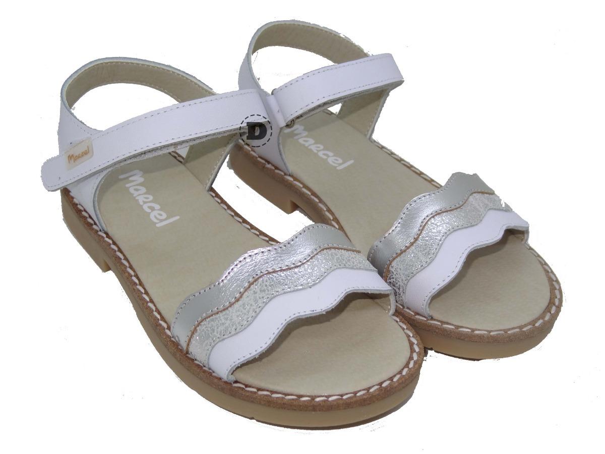 619c6458b sandalias nena cuero marcel dreams calzado caballito 7970g. Cargando zoom.