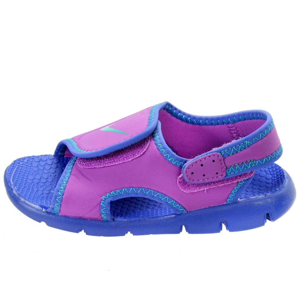 Sandalias Nike Adjust Niñas - New