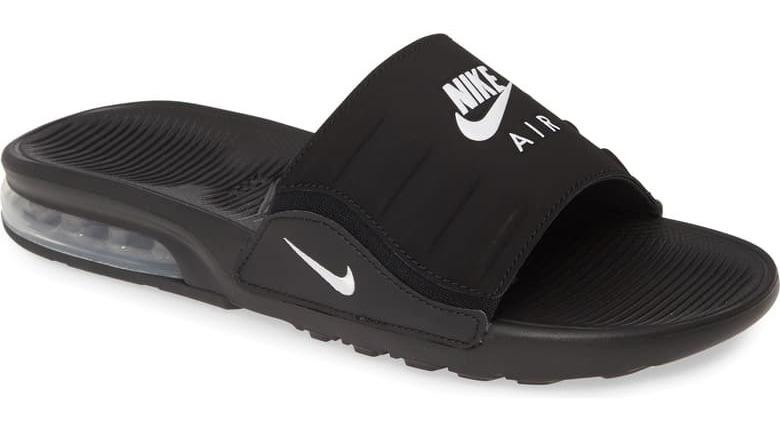Sandalias Nike Air Max Camden Slide Hombre Original