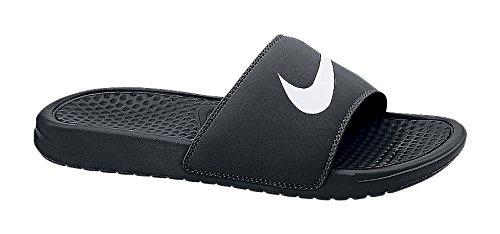 Benassi Sandalias Swoosh Para Nike Hombre17Negro 54jRLA