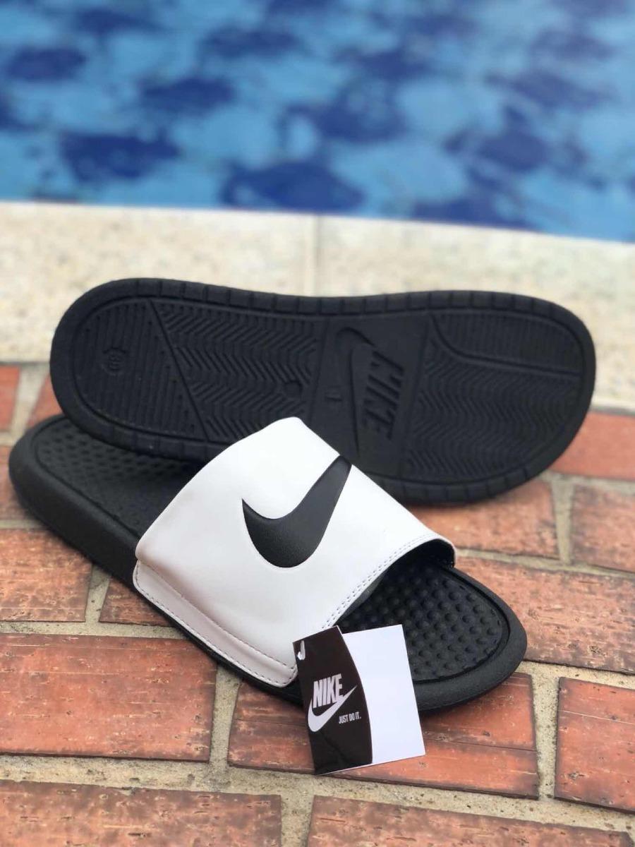 O Negras Nike En Blanco Unisex Con 000 Sandalias Hombre70 ...