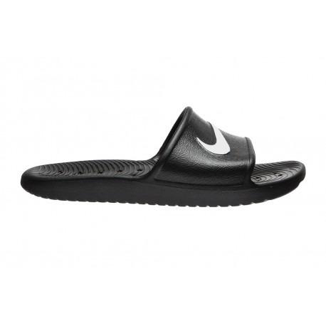 e3926f6b35a62 Sandalias Nike Kawa Shower Negro Blanco 25-29 Originales -   674.00 ...