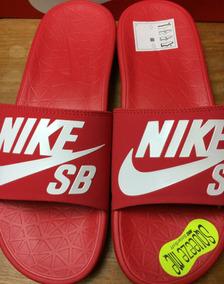 42c9dc0be5 Chanclas Nike Mujer Moradas - Zapatos Rojo en Mercado Libre México