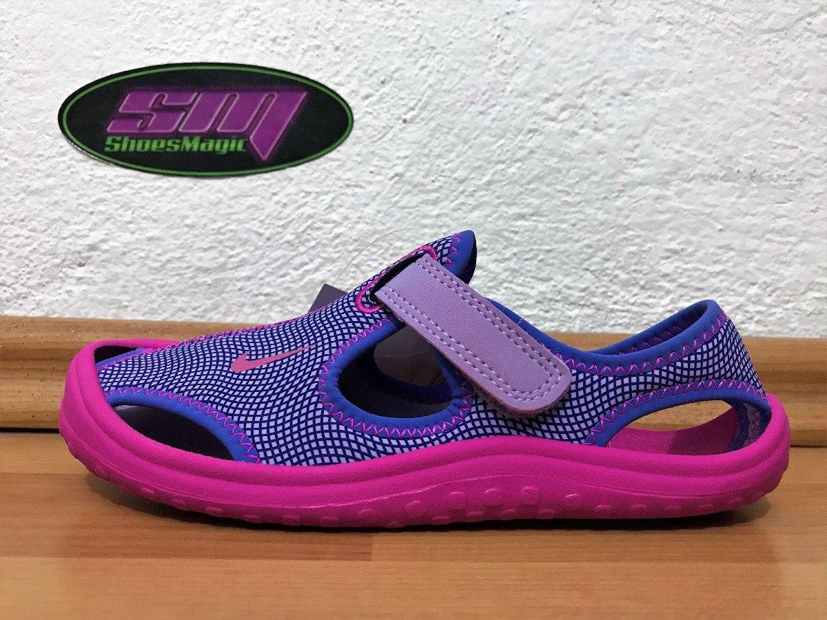 Sandalias Nike Sunray Protect Para Niña