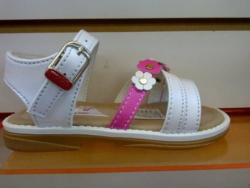 sandalias niña klaudia a la moda tipo kickers