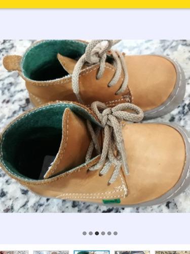 sandalias niños 10verde$