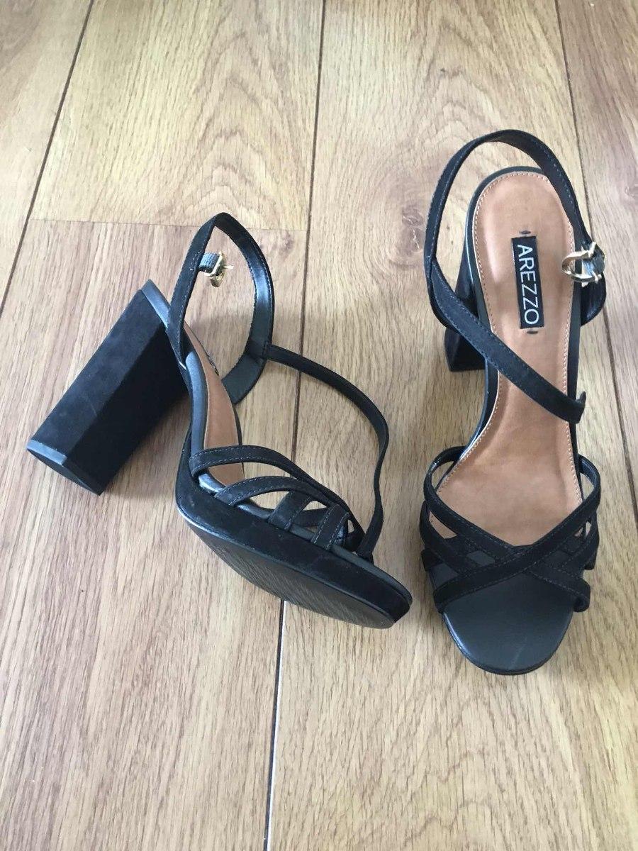 8df934e22 Sandálias Novas Sem Uso Tamanho 38 - R$ 89,00 em Mercado Livre