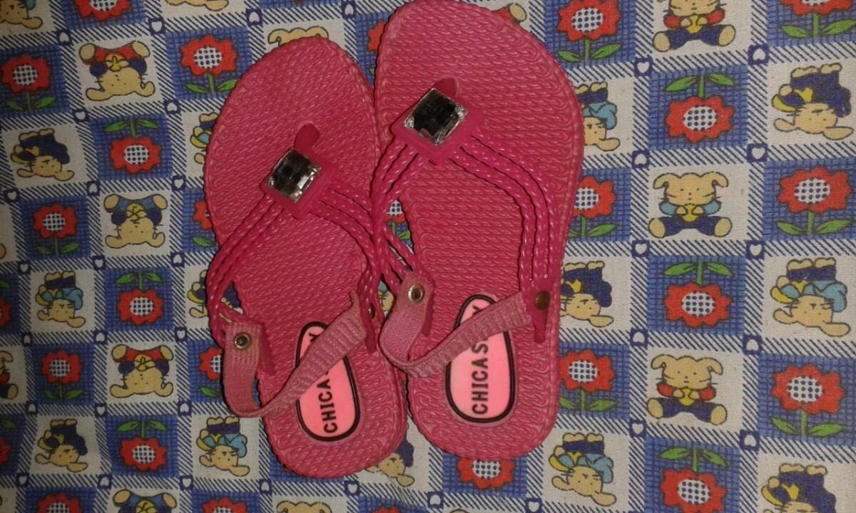 4e9040e5 Sandalias Nuevas Para Niña Talla 22 - Bs. 1,60 en Mercado Libre