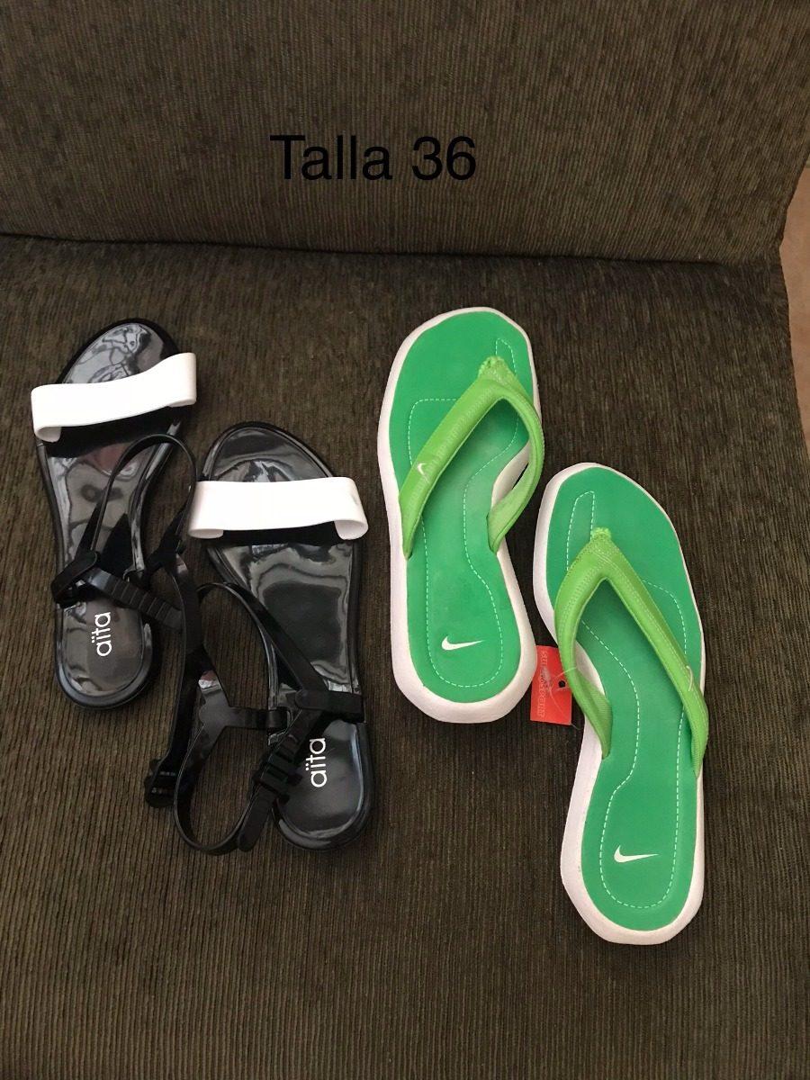 36 Y Aita Nike Sandalias Talla Marca 50 Nuevas Soles Desde vnwmN80O