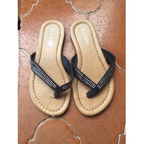 2e4e3035a Sandalias para Niñas Negro en Cuauhtémoc en Mercado Libre México