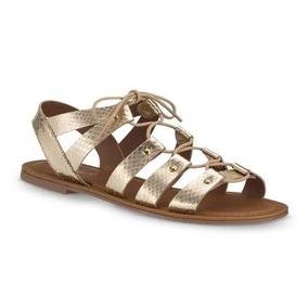 bcfeb50a9b794 Zapatos Andrea Oro Mod 5333 Huaraches - Zapatos de Mujer en Mercado ...