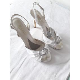Plateadas Zapatos ZapatosUsado Libre En Mercado 2018 Sandalias yvYf7gb6