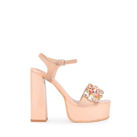 0e4c48b39d0 Sandalias Con Plataforma Num 37 Color Coral - Zapatos en Mercado ...