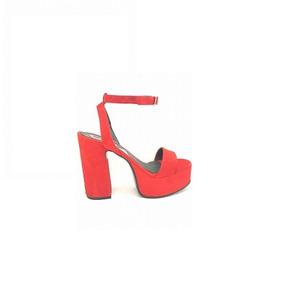 4664df4a Ropa Zapatos Cerrado Plataforma Pulsera Gamuza - Zapatos en Mercado ...