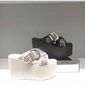 69038fe795f60 Sandalias Plataforma Ricky Sarkany - Zapatos en Mercado Libre Argentina