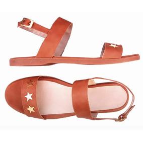 Pastel En Talle Mercado Rosa 41 Marrón Mujer Zapatos Sandalia CBrxoWQdEe