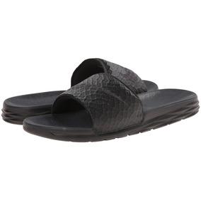 8269b59fa8341 Sandalias Hombre Nike Benassi Solarsoft Slide 2 Se-6969