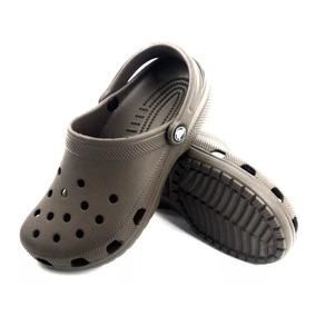 e2da83823 Crocs Mujer Gretel Talle 41 - Zapatos 41 Marrón en Mercado Libre ...