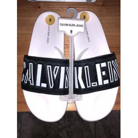 c2e289fadeb Chancletas Calvin Klein - Zapatos en Mercado Libre Argentina