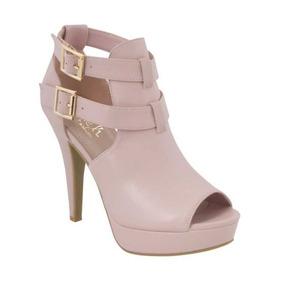 Metalico Rosa Tacon Sin C Liston Sandalias Mujer Zapatillas dhtQrCs
