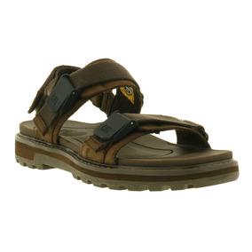 Hombre Capital En De Caterpillar Sandalia Zapatos Federal VSUzMpGLq