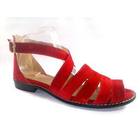 4a813ea7a0 Sandalias Moño Gamuza Talle 41 De Mule Zapatos De Colección Talle 41 ...