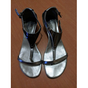 413f1f0cd6e Zapatos De Danza Originales Para Ni A De Piel - Zapatos Plateado en ...
