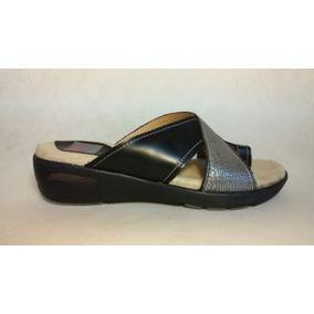 245f8937033 Ojotas Con Plateadas - Sandalias de Mujer en Mercado Libre Argentina