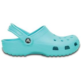 e130c04fc7 Crocs Originales Mujer Ceñestes Talle 41 - Zapatos 41 en Mercado ...