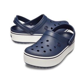 Con En Zapatos Talle 41 Sandalias Azul Crocs Tacon rdBWxCoe
