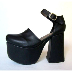 Plataformas Negras Sandalias En Mujer Usar Sin Cerradas De San w8On0yvNmP
