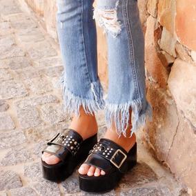 0a42408c03de8 Sandalias Ricky Sarkany Con Plataforma - Zapatos en Mercado Libre ...