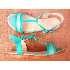 Verde Sandalias En Amazon Talle Libre Mercado Botas 41 Zapatos 4AjLq35RcS
