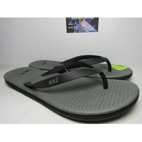 e247927c6 Sandalias Nike Solarsoft Thong 2 Blk g (26 Mex) Astroboyshop