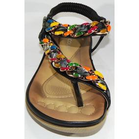 5c929dfba Sandalias Originales Chocolate - Zapatos de Mujer en Mercado Libre ...