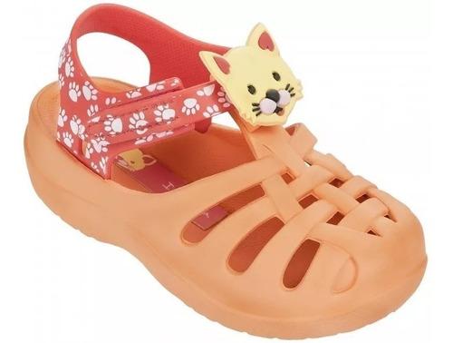 sandalias ojotas zapatos ipanema baby niños antideslizantes