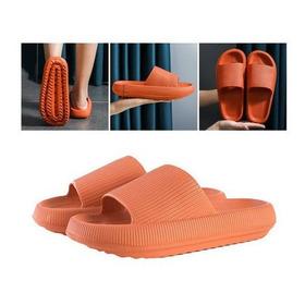 Sandálias Ortopédicas Fly Feet Nuvens Claras Confortáveis